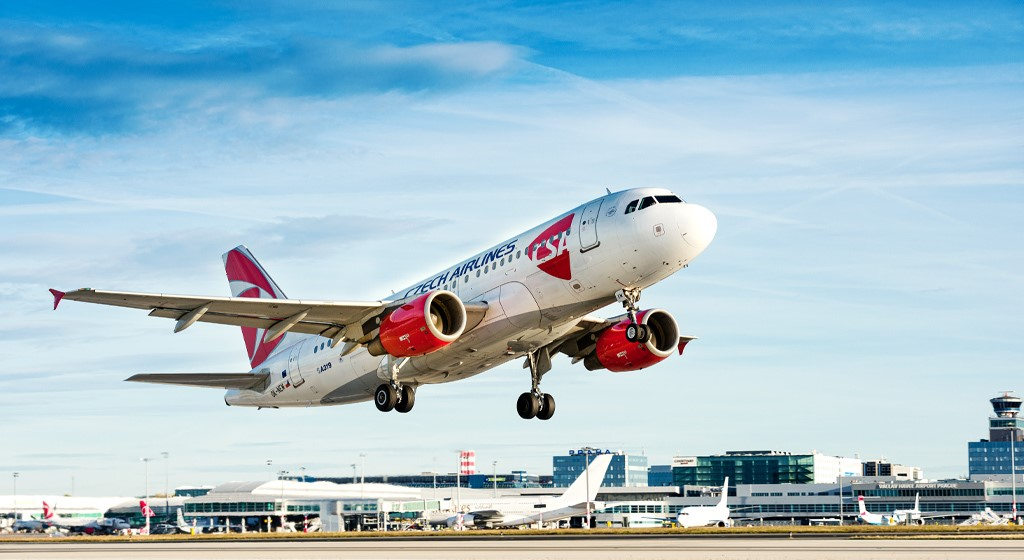 Resumption of Czech Airlines operations